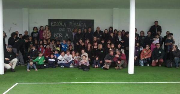 ES Mercadal  Tancades 25-4-2013