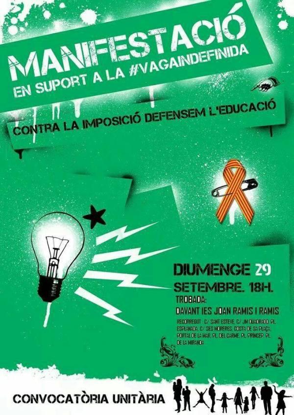 Manifestacio 29-9-2013