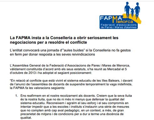 Sin títulocomunciat FApma-1